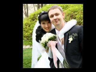 Слайд-шоу свадебной прогулки Ани и Димы, апрель 2011 г.