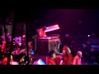 2&3. Slipknot - Eyeless & Wait and Bleed (Ледовый, СПб, 30.06.11)