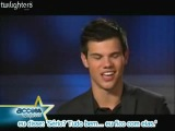 Taylor Lautner Talks Eclipse - Access Hollywood.