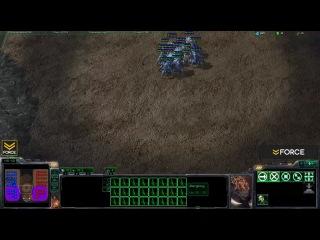 StarCraft 2 - Like A Boss: Sentry Force Fielding - Strategy