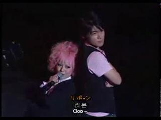 REBORN! Concert in Japan Part 13 Reborn singing Tsuna singing