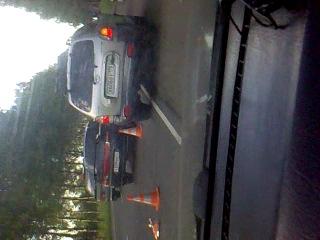 03.07.2011 Киевское шоссе, мы ехали в 3 полосы.....