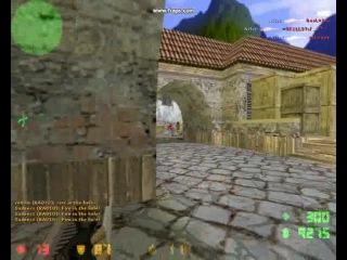 Aztec -4 , de_inferno (mix)
