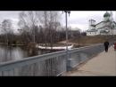Наводнение в Пскове (09.04.2011)