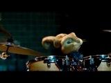 E.B. drums to Taio Cruz - Dynamite