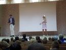 ДОЛ Озёрный 2011 год 1 смена отряд Вожатых - Конкурс пар - Визитки - Barbie Girl и Ken