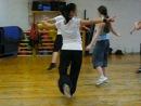Фитнес с Леной Прудниковой Latina Jazz Разучивание