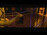 Ocean's Twelve Laser Dance