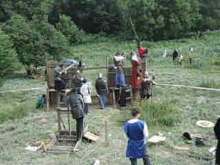 Первый штурм крепости Вегиров
