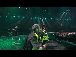 Eldrine - One more day (Eurovision 2011. Georgia, Semi-final 1)