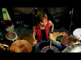 Behind The Player: Shannon Larkin, Drummer for Godsmack, ''Speak'' (Solo play)