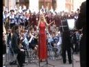 Irina Sakne ITALIA-RUSSIA CHORUS INSIDE-2011, Cantata Inno di Gloria dell`opera Tosca