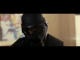 отрывок из фильма Ярость / Rampage [2009]