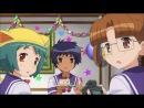 Ангелы-близнецы: Рай для сердец [ТВ]  Kaitou Tenshi Twin Angel: Kyun Kyun Tokimeki Paradise [TV] 3 серия Русские субтитры 720p