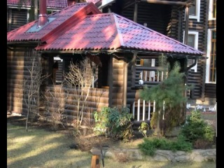 Выполненные проекты домов из клееного бруса.