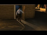 Финальная сцена из финального эпизода Тайн Смолвиля