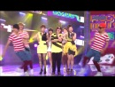 110813 Piggy Dolls - The Girl I Know on Music Core