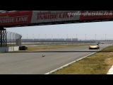 GO Squirrel GO!!! one lucky squirrel with a close call with a Lamborghini LP670-4 SV