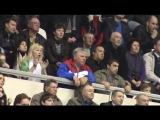 Полуфинал. Локомотив-Белогорье - Динамо. 20 апреля 2011