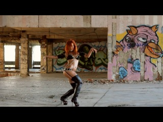 Рыжая Бестия Go Go Dance / Vika Konvisar
