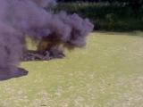 Дымовая шашка (часть 2 на воде)