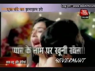 New PKYEK LONG PROMO 29th March 2011 Sid n Abhay ATTACKS Piya
