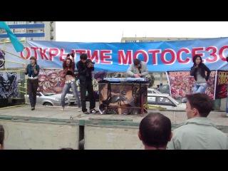 Aktau open moto sezon 01-may-2011