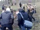 СКА Ростов (Berserkers) vs Батайск (The Recruits Band). До 18 лет.