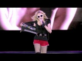 MADONNA – SHE'S NOT ME (STICKY & SWEET TOUR IN ARGENTINA 10) HD