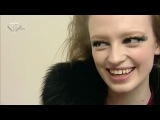 FTV.com - ANASTASIA KUZNETSOVA MODEL TALKS FALL-WINTER 2010 - 2011
