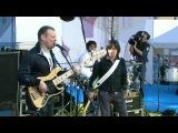 LERA GEHNER BAND Miles davis - Tu -Tu (Денис Харлашин - гитара) Дворцовая площадь. День города! 28 мая 2011 г.
