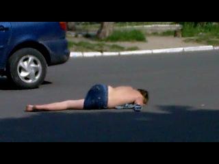 Катя Самбука отдыхает