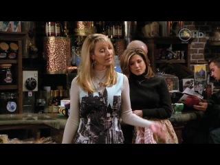 Друзья / Friends (2 сезон)-10 серия