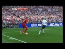 Barnetta's Two Freekick Goals vs. England