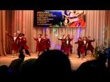 даргинский танец..шикарно!!! школа №7)))