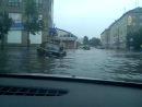 наводнение во ПСКОВЕ.19.07.2011