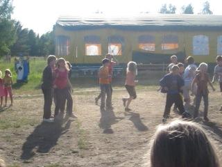 Арбат.Танец звезд-Валенки.1 смена 2011 год