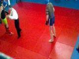 Кубок одесской области по кикбоксингу