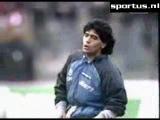 Марадона под кокаином перед игрой