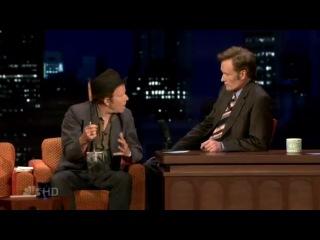 Tom Waits на Late Night with Conan O'Brien (05.04.2007)