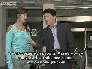 ДЕВЯТИХВОСТАЯ ЛИСИЦА [2004] / GUMIHO WEHJUN / КУМИХО / NINE TAILED FOX / FORBIDDEN LOVE ( 3 серия ) Русские субтитры.