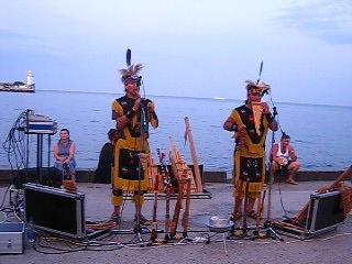 Alborada del inka 2011
