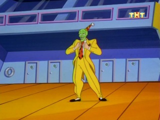 The Mask 3x06