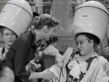 Дамский цирюльник. 1952