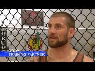 Видео-ролик о подготовке Шейна Карвина к поединку с Джуниором Дос Сантосом на UFC 131 ЧАСТЬ 5