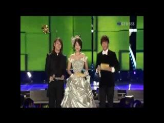 Shin HyeEYong Hwa Hee Chul MC CUTS 2009 part 1