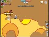 Вормикс: Я vs Киря Noob (16 уровень)