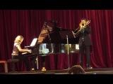 Henri Dutilleux - CHORAL, CADENCE ET FUGATO (Ivan Smirnov, trombone)