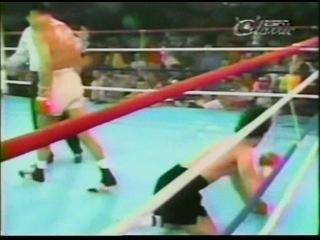 1981-11-21 Alexis Arguello vs Roberto Elizondo (WBC Lightweight Title)