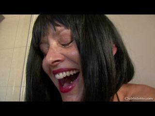 ClubStiletto: Mistress Anjolie (mature, MILF, BBW, мамки - порно со зрелыми женщинами)